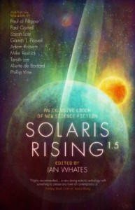 Solaris Rising 1.5 -cover
